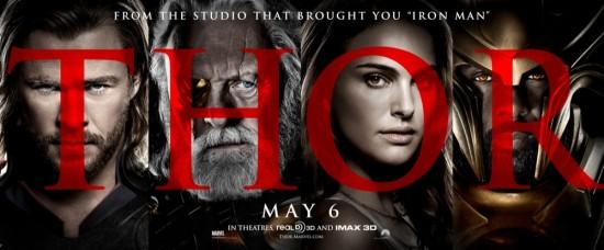 Banner de Thor